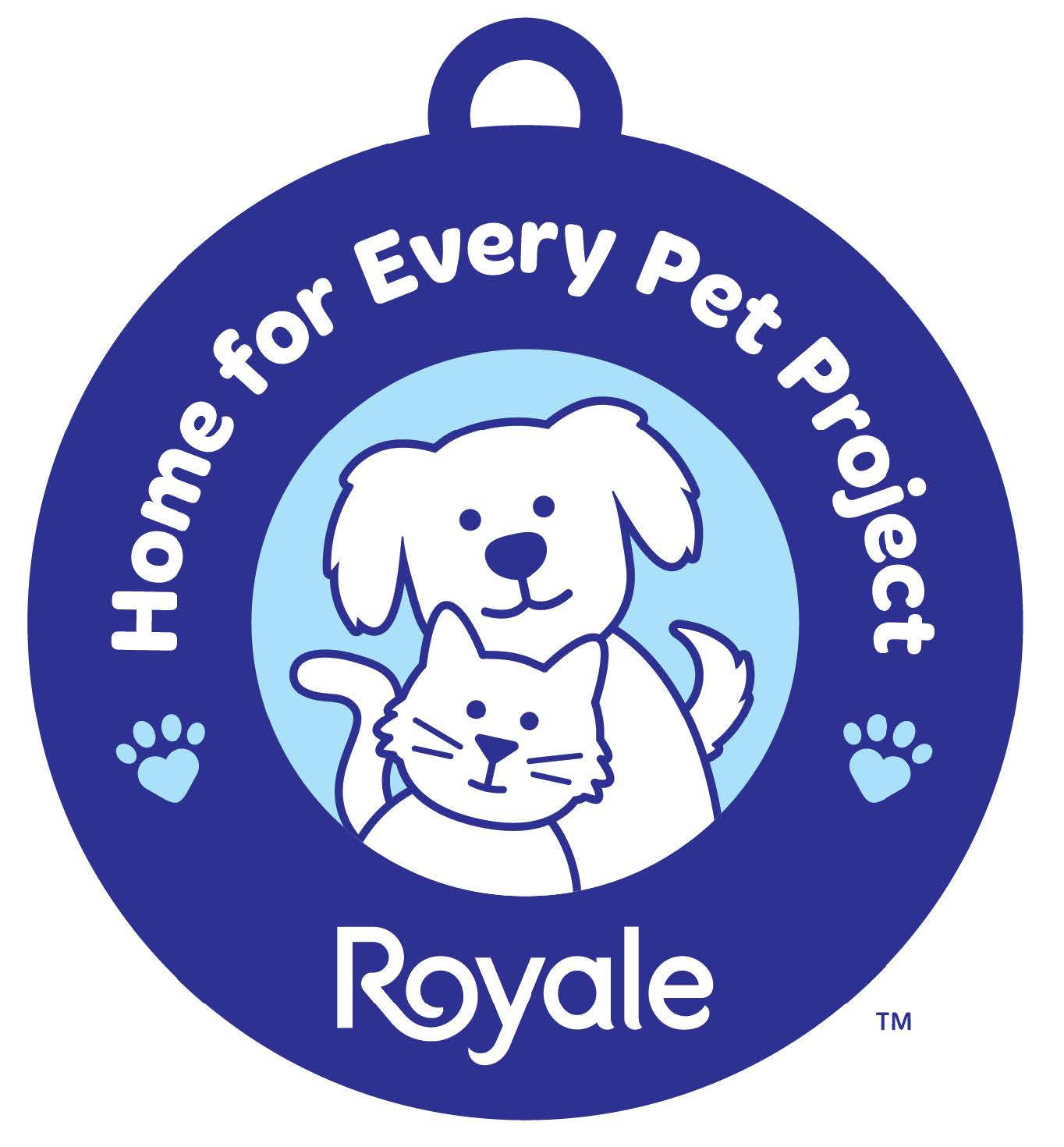 Royale: Home For Every Pet Project Logo